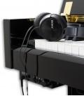 Sistema Silent Adsilent para Piano Vertical