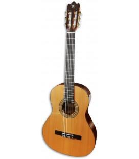 Foto da Guitarra Clássica Alhambra 4P tamanho 3/4