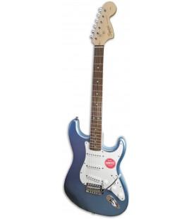 Guitarra Elétrica Fender Squier Affinity Stratocaster IL Lake Placid Blue LPB