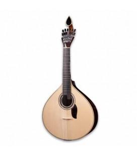 Guitarra Portuguesa Artimúsica 70731 Luxo Pau Santo Especial Modelo Coimbra com Estojo
