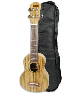 Foto do Ukulele Maori WK 2S Soprano with bag