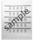 Foto de uma amostra do livro Celtic Songs Strum Together Guitar
