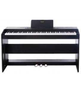Digital Piano Yazuky YM-A15 88 Keys Black 3 Pedals