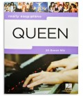 Photo of the Really Easy Piano Queen book cover