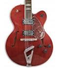 Foto do tampo da Guitarra Elétrica Gretsch modelo G2420