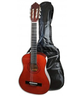Foto da Guitarra Cl叩ssica Ashton modelo SPCG-12AM com o saco