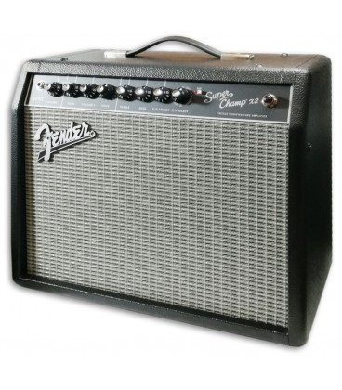 Foto do Amplificador Fender modelo Super Champ X 2 15W