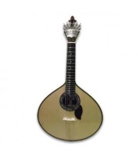 Guitarra Portuguesa Artimúsica Profissional Pau Santo Modelo Lisboa com Estojo