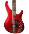 Foto del cuerpo de la Guitarra Bajo Yamaha modelo TRBX304