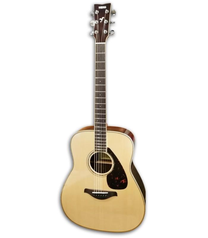 Foto de la Guitarra Acústica Yamaha modelo FG830