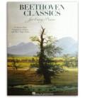 Foto da capa do livro Beethoven Classics for Easy Piano