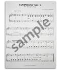 Foto de uma amostra do livro Beethoven Classics for Easy Piano