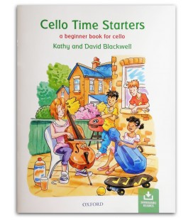 Blackwell Cello Time Starters c/CD