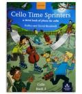 Foto da capa do livro Blackwell Cello Time Sprinters Book 3