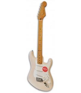 Guitarra Elétrica Fender Squier Classic Vibe Stratocaster 50S White Blond