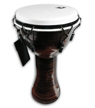 Foto do Djembe Toca Percussion modelo TF2DM-10SC Freestyle II