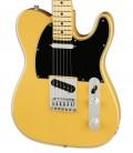 Foto del cuerpo de la Guitarra Eléctrica Fender modelo Player Telecaster MN en color Butterscotch Blonde