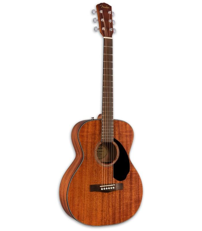 Foto de la Guitarra Folk Fender modelo CC-60S Concert All Mahogany