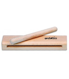 Photo of the Woodblock Goldon model 33300 18 cm