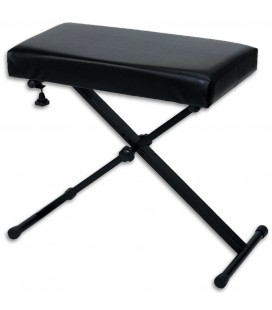Photo of the Keyboard Bench BSX model 900535 Black