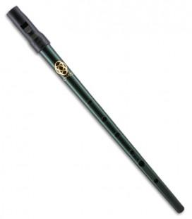 Foto de la Flauta Clarke model CWD Tinwhistle Celtic en Re