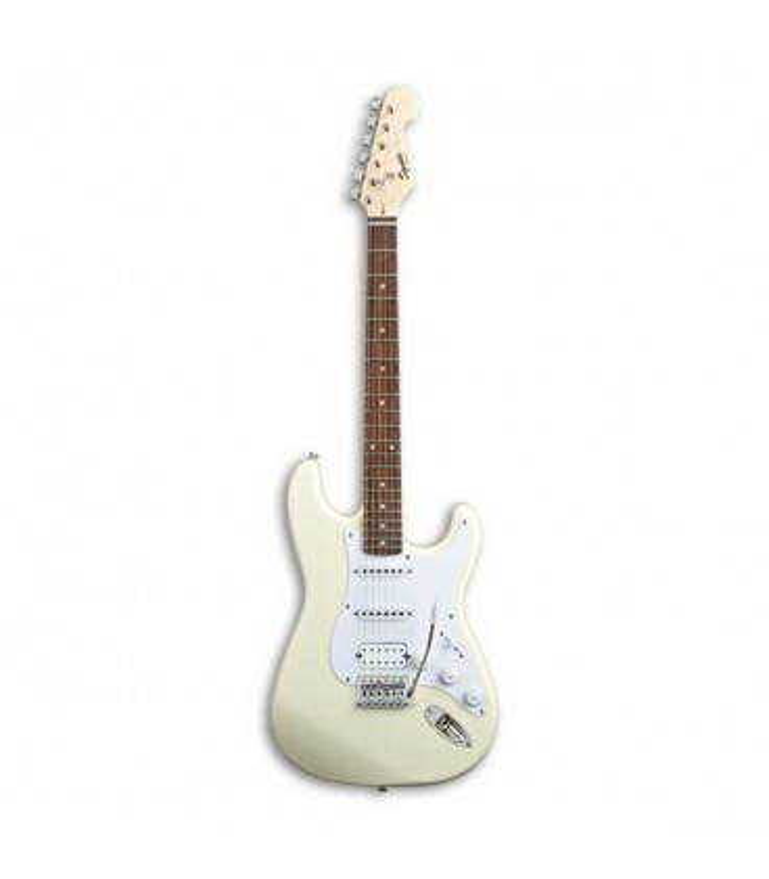 Guitarra Elétrica Fender Squier Bullet Stratocaster HSS Artic White