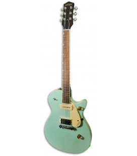 Photo of the Electric Guitar Gretsch model G2215-P90 in Mint Metallic color