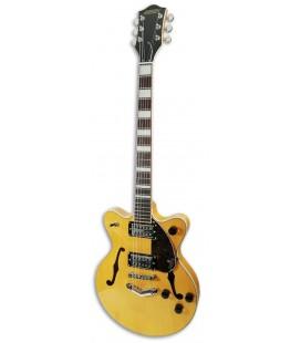 Guitarra Eléctrica Gretsch G2655 Streamliner Center Block Jr Village Amber