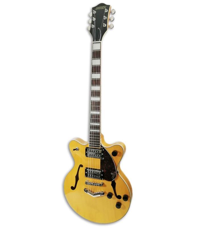 Foto da Guitarra Eléctrica Gretsch modelo G2655 em cor Village Amber