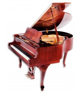 Piano de Cola Petrof P159 Bora Demichipendale Style Collection