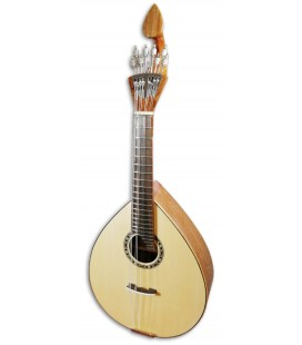 Photo of the Mandolin Artimusica model 40421 Half Deluxe Fan Machine Heads