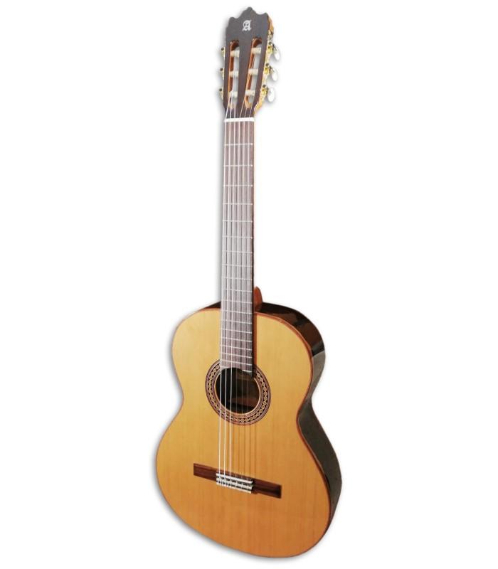 Foto de la guitarra clásica Alhambra Iberia Ziricote