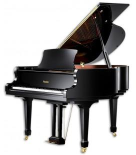 Piano de Cola Ritmüller RS160 Superior Line Grand 3 Pedales Negro Pulido