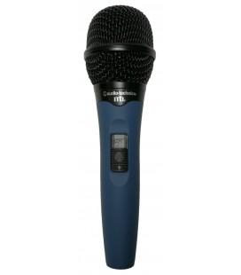 Foto do Microfone Audio Technica modelo MB3K Midnight Blues