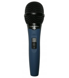 Photo of the Microphone Audio Technica model MB3K Midnight Blues