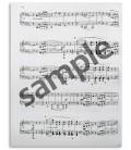 Foto de uma amostra do livro Chopin Scherzos Paderewski