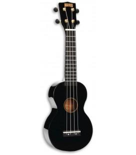 Photo of the Ukulele Mahalo model MR1BK Soprano in Black color