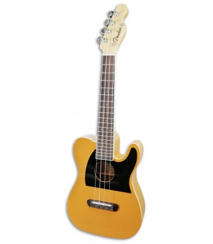 Foto do Ukulele Tenor Fender modelo Fullerton Tele BTB