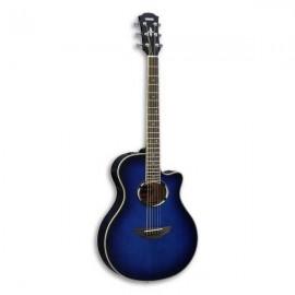 Guitarra Eletroacústica Yamaha APX500III OBB CTW Blueburst