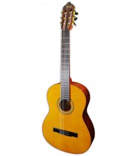 Foto da guitarra cl叩ssica Valencia modelo VC264 natural