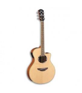 Guitarra Eletroacústica Yamaha APX500III NT CTW Aço Natural