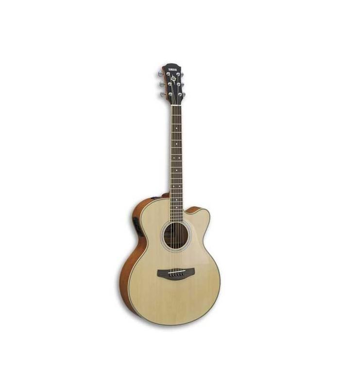Guitarra Electroacústica Yamaha CPX500III Cutaway con Afinador Natural