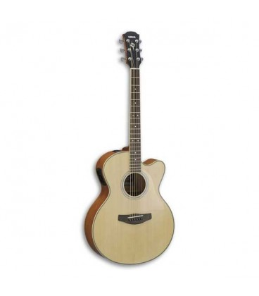 Yamaha Electroacoustic Guitar CPX500III Cutaway with Tuner Natural