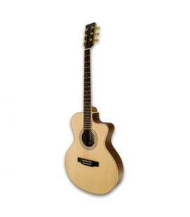 Guitarra Eletroacústica APC EA100CW Cut Pick Up Afinador