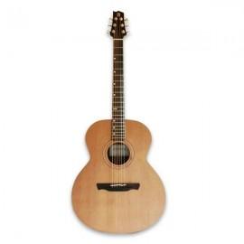 Guitarra Acústica Alhambra A1 A B Auditório Abeto Sapelly