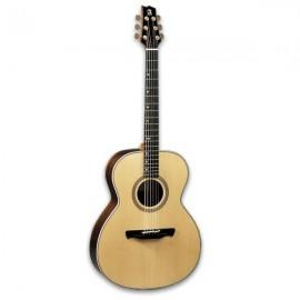 Guitarra Acústica Alhambra A3 AB Auditório Abeto Pau Santo