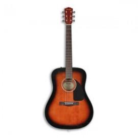 Guitarra Folk Fender CD 60 Sunburst