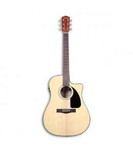 Guitarra Eletroacústica Fender CD 60CE Dreadnought Natural