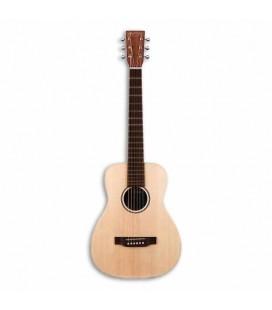 Guitarra Electroacustica Martin LX1E Little Martin con Funda