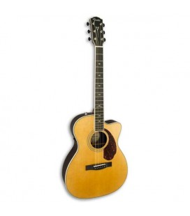 Fender Electroacoustic Guitar Paramount PM 3 Deluxe Triple O NAT